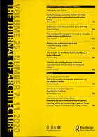 Journal Of Architecture Magazine Issue 14