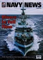Navy News Magazine Issue FEB 21