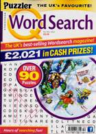 Puzzler Q Wordsearch Magazine Issue 52