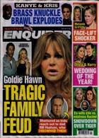 National Enquirer Magazine Issue 07