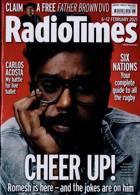 Radio Times London Edition Magazine Issue 06/02/2021