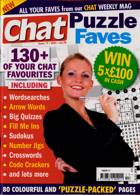 Chat Puzzle Faves Magazine Issue NO 17