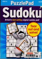 Puzzlelife Ppad Sudoku Magazine Issue NO 61