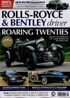 Rolls Royce Bentley Driver Magazine Issue MAY-JUN