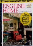 English Home Garden Pack Magazine Issue APR 21
