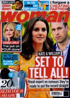 Woman Magazine Issue 26/04/2021