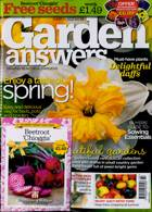 Garden Answers Magazine Issue MAR 21