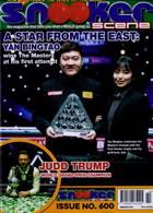 Snooker Scene Magazine Issue FEB 21