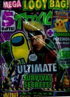 Toxic Magazine Issue NO 348