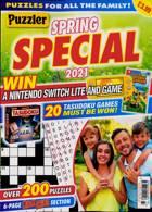 Puzzler Special Magazine Issue NO 123