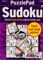 Puzzlelife Ppad Sudoku Magazine Issue NO 60