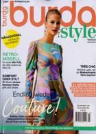 Burda Style German Magazine Issue NO 15