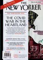 New Yorker Magazine Issue 15/02/2021