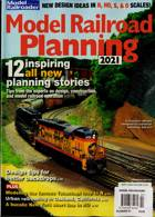 Model Railroader Magazine Issue PLANING 21
