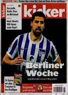 Kicker Montag Magazine Issue NO 6