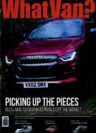 What Van Magazine Issue MAY 21