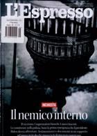 L Espresso Magazine Issue NO 5