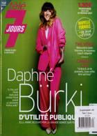 Tele 7 Jours Magazine Issue NO 3167