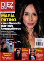 Diez Minutos Magazine Issue NO 3621