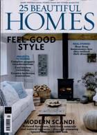 25 Beautiful Homes Magazine Issue MAR 21