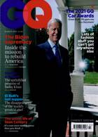 Gq Compact Magazine Issue MAR 21