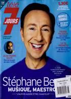 Tele 7 Jours Magazine Issue 66