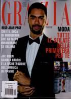 Grazia Italian Wkly Magazine Issue 05