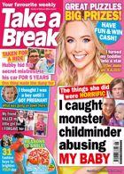 Take A Break Magazine Issue NO 6
