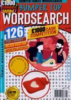 Bumper Top Wordsearch Magazine Issue NO 186