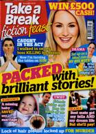 Take A Break Fiction Feast Magazine Issue MAR 21