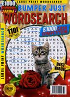 Bumper Just Wordsearch Magazine Issue NO 232