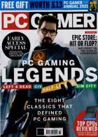 Pc Gamer Dvd Magazine Issue NO 354