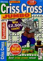 Family Criss Cross Jumbo Magazine Issue NO 95