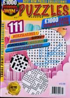 Puzzles Magazines Magazine Issue NO 3