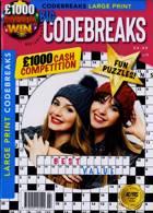 Big Codebreaks Magazine Issue NO 91