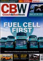 Coach And Bus Week Magazine Issue NO 1459