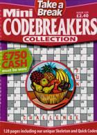 Tab Mini Codebreakers Coll Magazine Issue NO 125