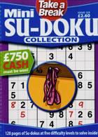 Tab Mini Sudoku Collection Magazine Issue NO 125