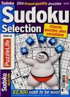 Sudoku Selection Magazine Issue NO 36