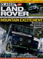 Classic Land Rover Magazine Issue MAR 21