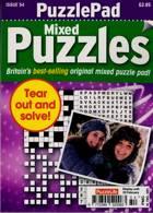 Puzzlelife Ppad Puzzles Magazine Issue NO 54