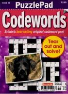 Puzzlelife Ppad Codewords Magazine Issue NO 55