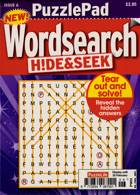 Puzzlelife Ppad Wordsearch H&S Magazine Issue NO 6