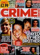 Crime Monthly Magazine Issue NO 23