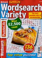 Family Wordsearch Variety Magazine Issue 67
