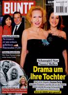 Bunte Illustrierte Magazine Issue NO 6