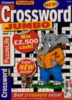 Family Crossword Jumbo Magazine Issue NO 5