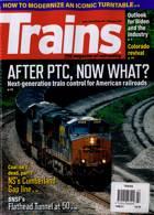 Trains Magazine Issue FEB 21