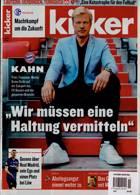 Kicker Montag Magazine Issue NO 11