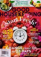 Good Housekeeping Usa Magazine Issue JAN-FEB